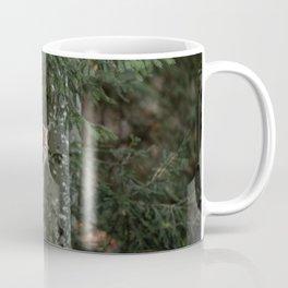Wild Bobcat Coffee Mug
