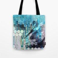 splash Tote Bags featuring Splash by Esco