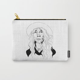 Punk poet Carry-All Pouch