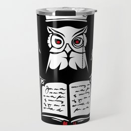 The Scholar  Travel Mug
