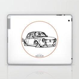Crazy Car Art 0087 Laptop & iPad Skin