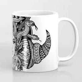Medusa Mandala Coffee Mug