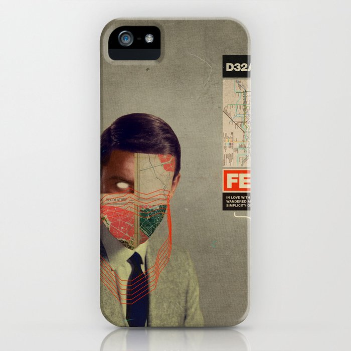 Fell iPhone Case