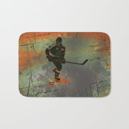 The Game Changer - Ice Hockey Tournament Bath Mat