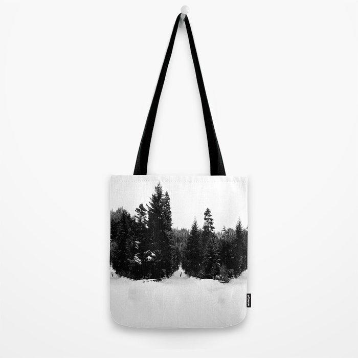 Frozen InDecision Tote Bag