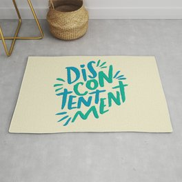 Discontentment Rug