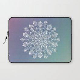 Jellyfish mandala Laptop Sleeve