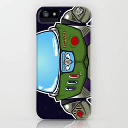 Infinity & Beyond iPhone Case