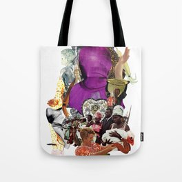 Colonisation Tote Bag