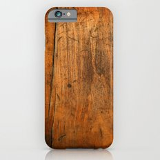 Wood Texture 340 Slim Case iPhone 6