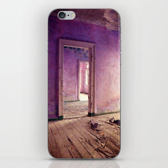 molte porte iPhone & iPod Skin
