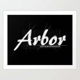 Arbor Entertainment Art Print