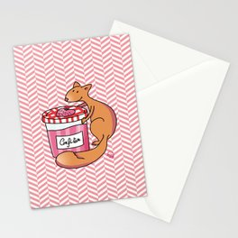 It's morning !  Stationery Cards