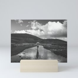Road Trips and Skinny Dips Mini Art Print