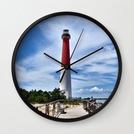 Old Barney Wall Clock