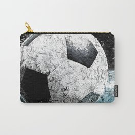 Modern soccer version 1 Carry-All Pouch
