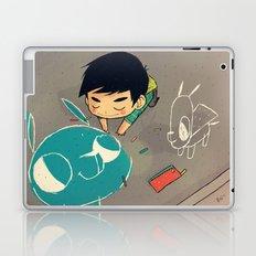 Chalk Laptop & iPad Skin
