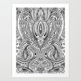 cucaracha Art Print