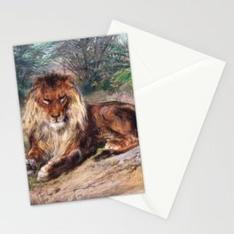 The Old Monarch - Digital Remastered Edition Stationery Cards