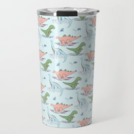 Baby T-Rex Travel Mug