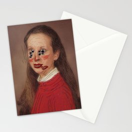 Refined Beauties Abound Stationery Cards