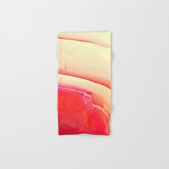 Strawberry Vanilla Hand & Bath Towel