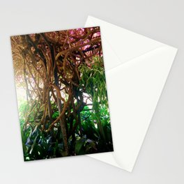 A Trip Through The Garden Stationery Cards