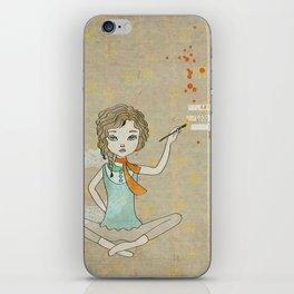 Ya Yeah | Art is Good iPhone Skin