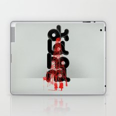 Oil-klahoma  Laptop & iPad Skin