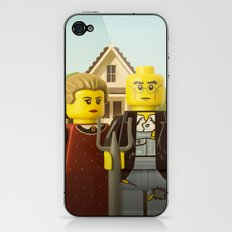 American Gothic iPhone & iPod Skin