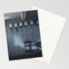 Time + Space Stationery Cards