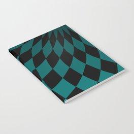 Wonderland Floor #4 Notebook