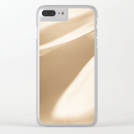 Hello Daisy Clear iPhone Case