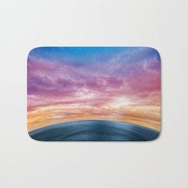 Rainbow Planet Bath Mat