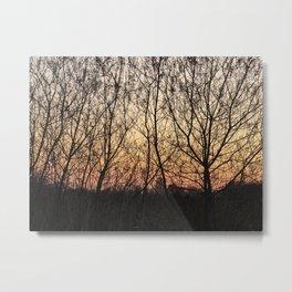 Just After Sunset Metal Print
