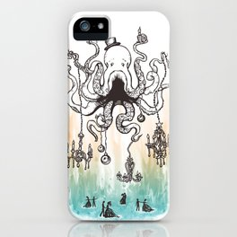 Octoluminary iPhone Case