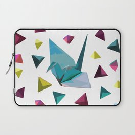 Origami carnival Laptop Sleeve