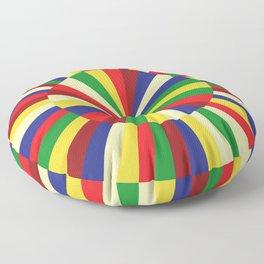 Mediterranean Sun Floor Pillow