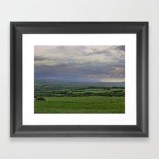A Land of Magic Framed Art Print
