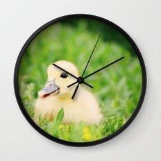 Happy-Go-Ducky Wall Clock