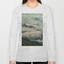 The Call of the Mountain 001 Long Sleeve T-shirt
