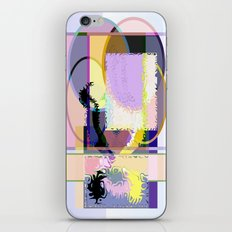 Eggs and Cream iPhone & iPod Skin