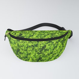Green salad leaves Fanny Pack