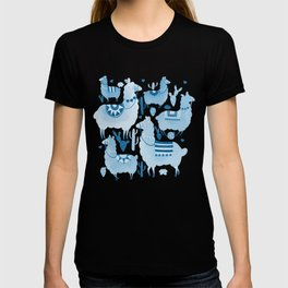 Alpacas and cacti T-shirt