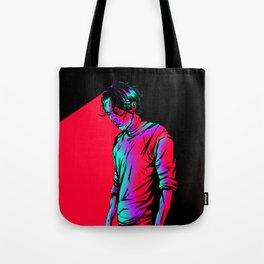 Glenn Rhee - Retrowave Tote Bag