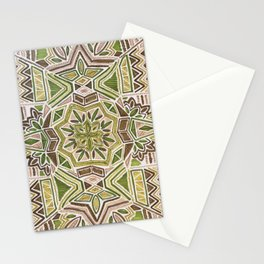 Earth Tapestry Stationery Cards