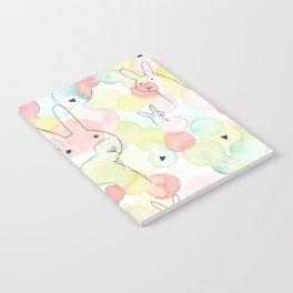 50 Shades Of Bunny Notebook