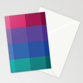 Color Gradient 01 Stationery Cards