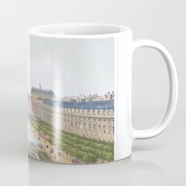 Paris art print Paris Decor office decoration vintage decor PALAIS ROYAL of Paris Coffee Mug