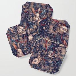 Bunnerflies Coaster